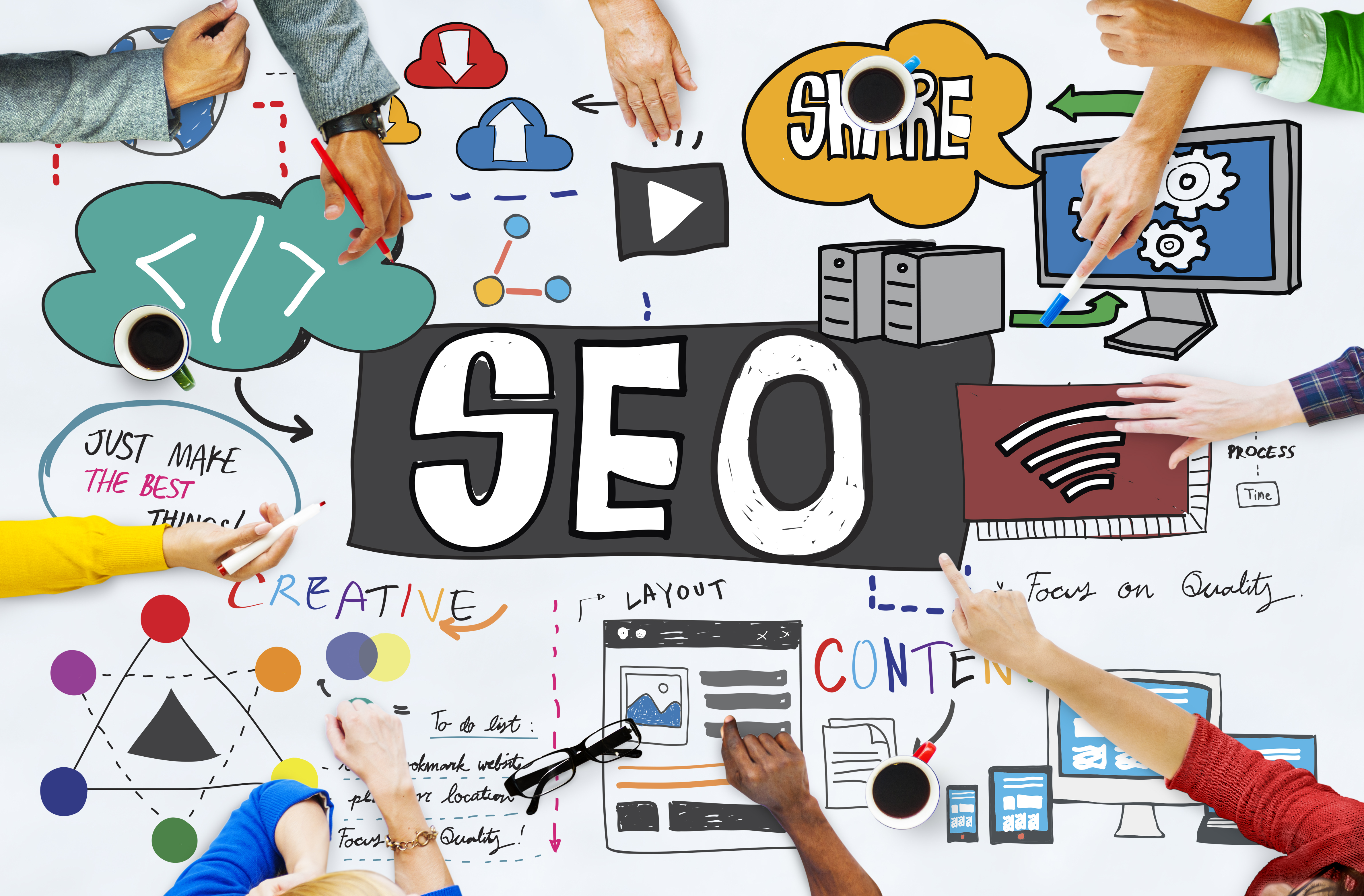 5 Reasons You Should Make the Switch to Local SEO