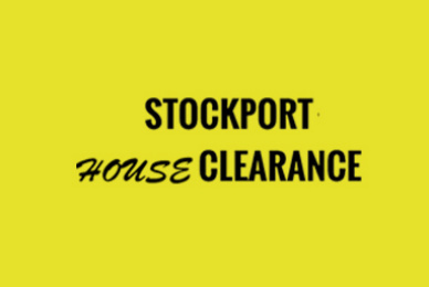 Stockport House Clearance project