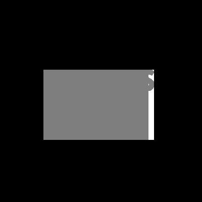 Business Utility Hub Greyscale logo