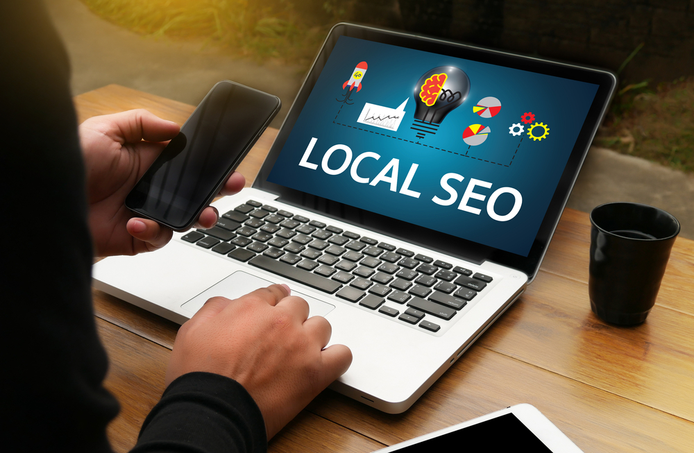 Local SEO in Manchester