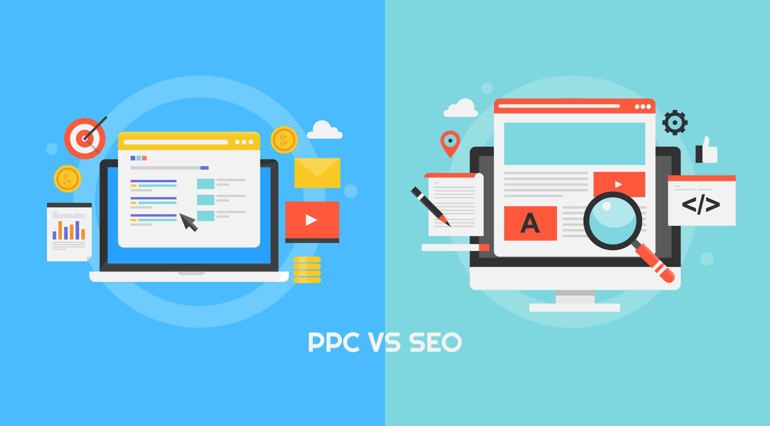 ppc vs seo which will benefit your business more